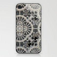 Old Lace iPhone & iPod Skin