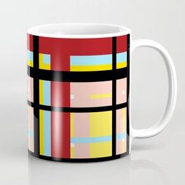 Geometric Shape 10 Coffee Mug