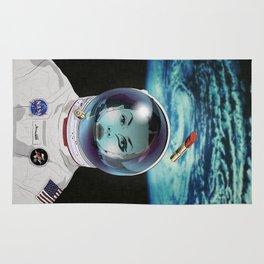Miss Space Pilot Rug