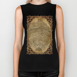 Topography of Good Intentions Biker Tank
