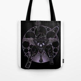 """New world Trinity,"" 2015 Tote Bag"