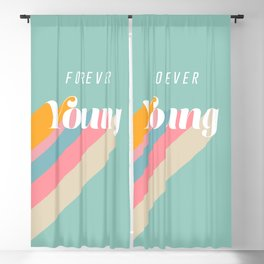 Forever Young Blackout Curtain