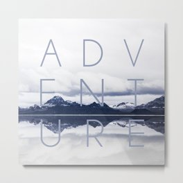 Adventure Photo Metal Print