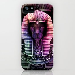 KING Color iPhone Case