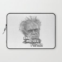 The King of Sweden - Bad Mother Fucker Laptop Sleeve
