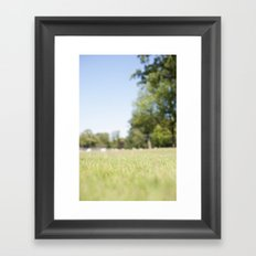Another Sunny Day Framed Art Print