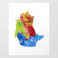 Goot Art Print