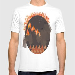 In the mountains T-shirt