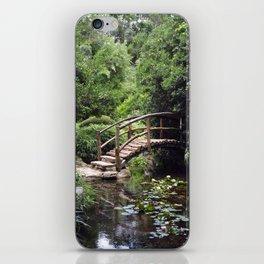Garden Bridge iPhone Skin
