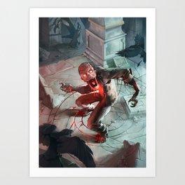 Beyond: Zombie Art Print