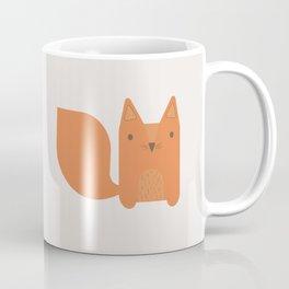 Foxy Friend Coffee Mug