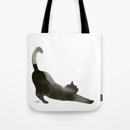 I Love Cats No.1 by Kathy Morton Stanion Tote Bag
