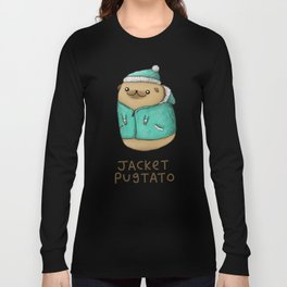 Jacket Pugtato Long Sleeve T-shirt