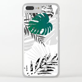 Naturshka 93 Clear iPhone Case