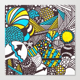 """""""Illumination"""" Canvas Print"""