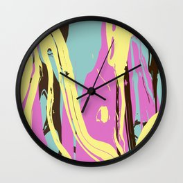 Colorvibes 2 Wall Clock