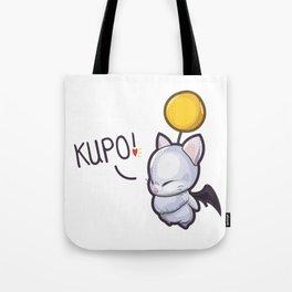 Wind-Up Moogle – Kupo! Tote Bag
