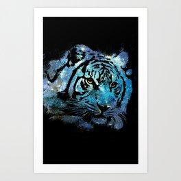 Tiger Dream Art Print