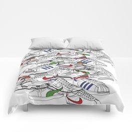Sneakers Comforters
