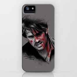 Broken, Beat & Scarred iPhone Case
