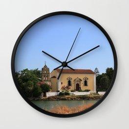 Zakynthos V Wall Clock