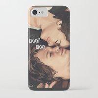 okay iPhone & iPod Cases featuring Okay? Okay. by Gillions