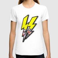 graffiti T-shirts featuring graffiti by gasponce