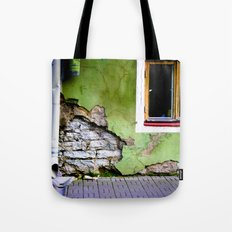Worn Away Tote Bag