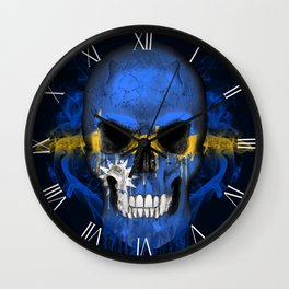 To The Core Collection: Nauru Wall Clock