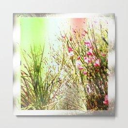 Willowy Metal Print