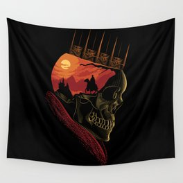 King Nothing Wall Tapestry