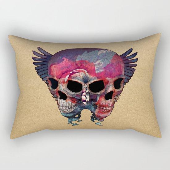 The Falling Rectangular Pillow
