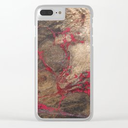 Comet 10R/S-1 R.O. Clear iPhone Case