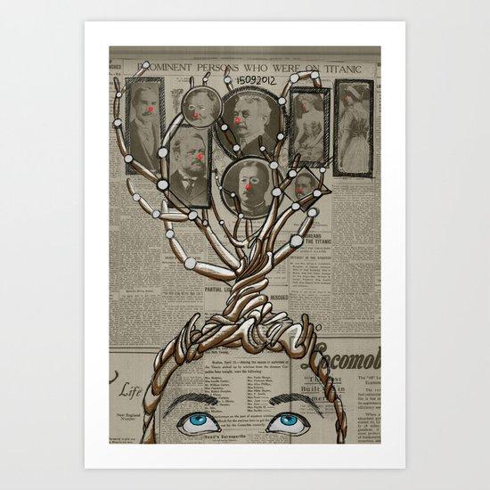 day post Art Print