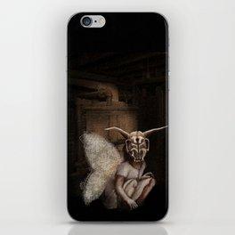 baby mothra iPhone Skin