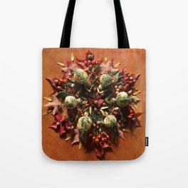 Nature Mandala: October II Tote Bag