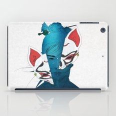 Fox Mask iPad Case