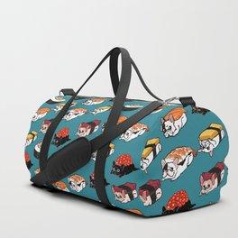 Sushi Frenchie Duffle Bag