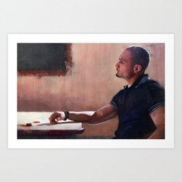 Don Nacho Varga Of The Salamanca Cartel - Better Call Saul Art Print