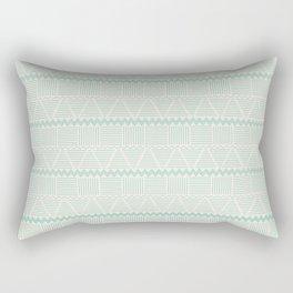 sierra aguamarina Rectangular Pillow