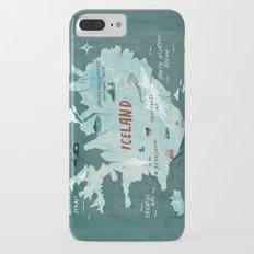 Iceland iPhone 7 Plus Slim Case