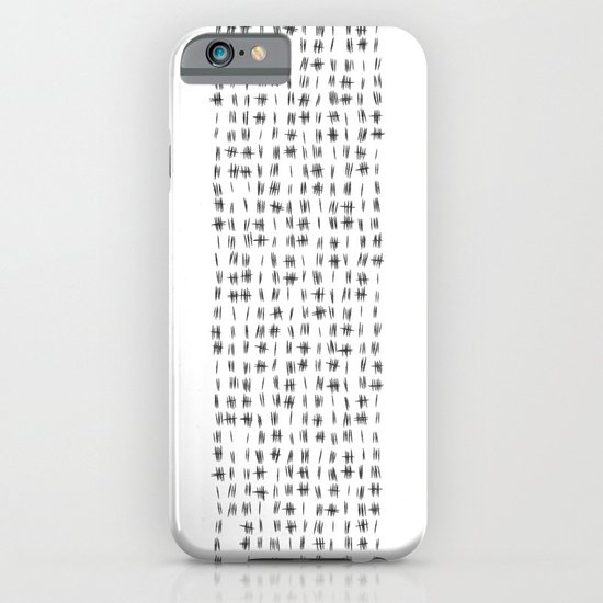 2014 Crisis Calendar White iPhone & iPod Case