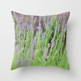 Somewhere Only We Know. Throw Pillow