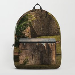 Chepstow Castle Towers Backpack