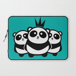 Panda Gang Laptop Sleeve
