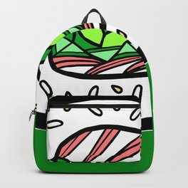 California Roll Backpack