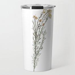 Small Desert Flowers Travel Mug