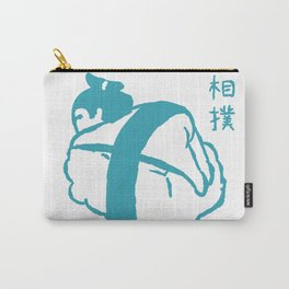 Sumo Sushi Carry-All Pouch
