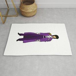 Ultraviolet Purple One 5 Rug