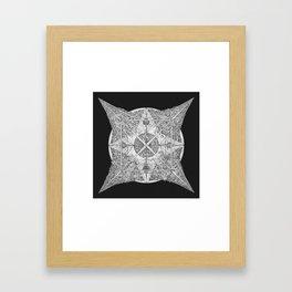 Seed #14 Framed Art Print